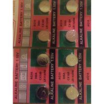 50 Pilas Alcalinas Ag10 Relojes Y Juguetes . Calculadoras