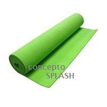 Tapete Para Yoga, Pilates, Ejercicios, Gym, Con Video , Mat
