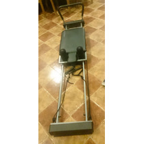 Cama Pilates Reformer Stamina Usada Bien Cuidada