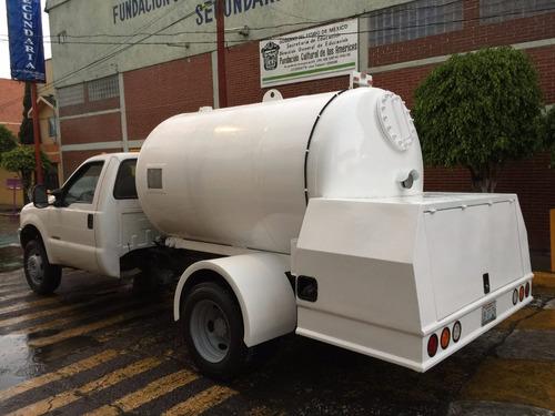 Pipa De Gas Lp 5,200 Lts !!!!! F450 Mod 2004