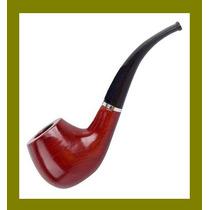 Pipa Madera Fumar Tabaco Redwood