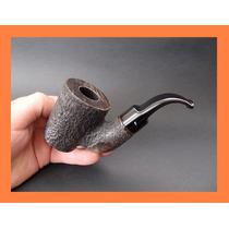 Pipa Madera Fumar Tabaco Mostro Di Pietra Italia