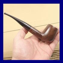 Pipa Madera Fumar Tabaco Big Brown Burma