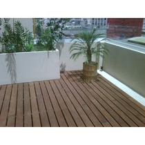 Pisos Y Decks De Madera Maciza Y Bambú