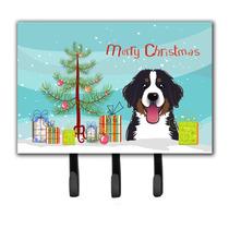 Árbol De Navidad Y Perro De Montaña Correa O Titular De La