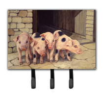 Cerdos Lechones De Daphne Baxter Correa O Titular De La Clav