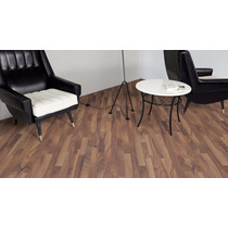 Piso Laminado Tekno Step Country Limited 7mm Colocado