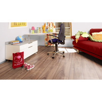 Piso Laminado Tekno Step Toscana 8mm Colocado