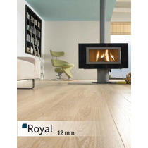 Piso Laminado 12mm Terza Royal V4