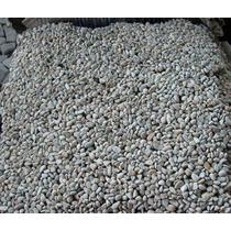 Lote De Piso De Piedra Blanca Pequeña En Malla