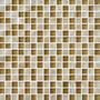 Mosaico Veneciano Ambar Cenefas Decoración Mallas Castel