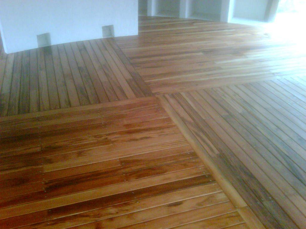 Pisos De Bambu Para Baño:Pisos Y Decks De Madera Maciza Y Bambú – $ 55000 en MercadoLibre