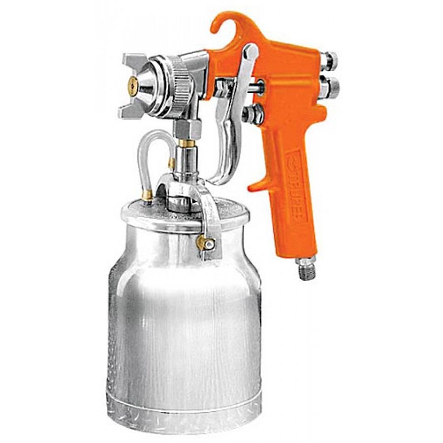 Pistola para pintar alta presion vaso de aluminio 409 - Pintar a pistola ...