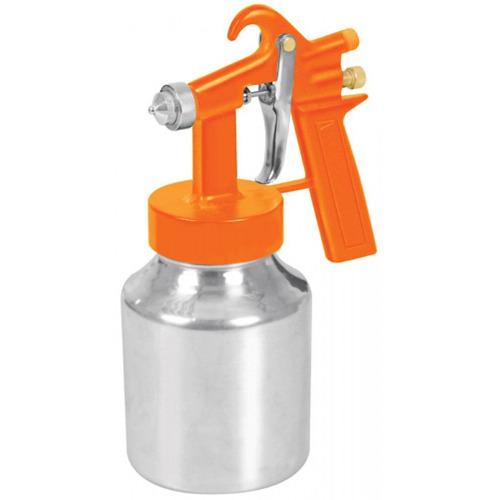 Pistola para pintar baja presion vaso aluminio reforzado - Pistola de pintar ...