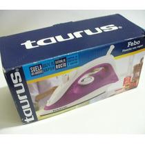 Plancha Suela Antiadherente Taurus Vapor Mod.febo Envio$50