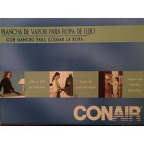 Plancha Vapor Conair Nueva Remate No Tobi