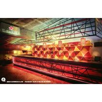Arquitectura, Diseño, Proyecto, Arquitectonico, Planos, Bar