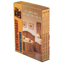 El Arte Del Mueble Rústico 4vols + 1cd
