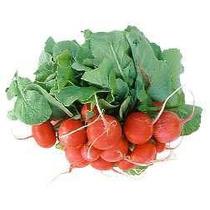 1 Lb Semillas De Raphanus Sativus (rabano Crimson ) 450-a