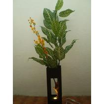 Arreglos Con Plantas Artificiales