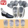 Plantillas Easy Feet Silver Almohadillas Intercambiables T:8