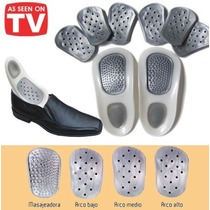 Plantillas Easy Feet Silver Con Almohadillas Intercambiables
