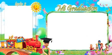 Plantillas Infantiles Escolares 6x12 Psd Editables - $ 120.00 en ...