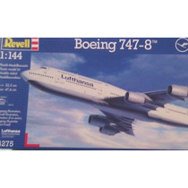 Avion Para Armar Boeing 747-8 Lufthansa