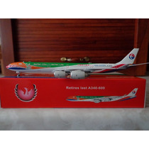 Avion Airbus A340-600 China Eastern Airlines Phoenix 1:400