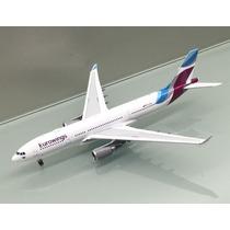 Avion A330-200 De Eurowings Phoenix Escala 1:400 Gemini Jets