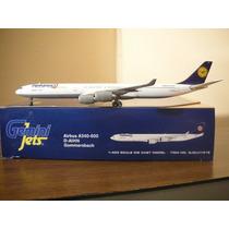 Airbus A340-600 Lufthansa Airlines Escala 1:400 Gemini Jets