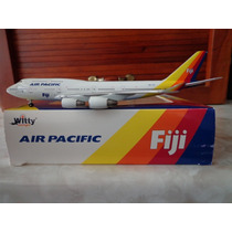 Boeing 747-400 Air Pacific De Witty Wings Gemini Jets 1:400