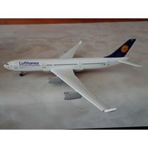 Avion Airbus A340-200 Lufthansa Herpa Esc 1:500 Gemini Jets