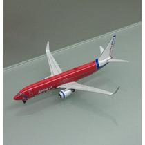 Avion Boeing 737-800(w) Virgin Blue Esc 1:400 Gemini Jets