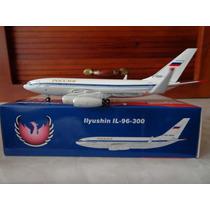 Avion Il-96-300 Aeroflot / Rossiya Escala 1:400 Gemini Jets