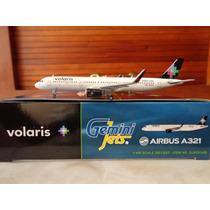 Avion A321 Con Sharklets De Volaris Escala 1:400 Gemini Jets