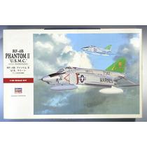 Rf-4b Phantom Il Usmc Reconnaissanc Hasegawa 1/48 Modelo New