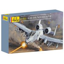 Avión A-10 Thunderbolt Ii Esc. 1/144 Heller Nuevo.oferta