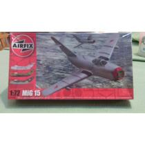 Avion Para Armar Mig-15