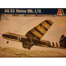 Avion Para Armar Horsa Mk1