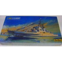 Barco Militar Colbert Esc. 1/400 Heller Nuevo!