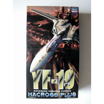 Macross Plus: 1/72 Yf-19 Fighter