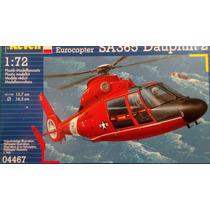 Helicoptero Para Armar Dauphin