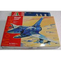 Avión Mirage 2000c Esc.1/72 Italeri Nuevo!