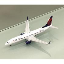Boeing 737-800(w) De Delta Gemini200 Esc 1:200 Gemini Jets