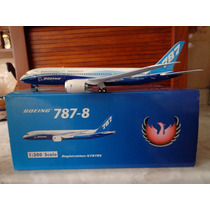 Avion Boeing 787-8 Boeing Corporation Phoenix Escala 1:200
