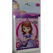 25 Bolsitas Dulceras La Princesa Sofia Disney Junior Fiesta
