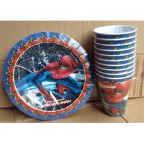 Hombre Araña Artículos De Fiesta Spiderman