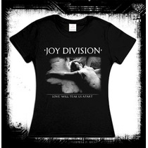 Joy Division - Love Will Tear Us Apart Camiseta Y Blusa