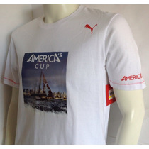 Puma Americas Cup Playera San Francisco Manga Corta Nueva Xl